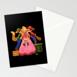One kiss One up! Stationery Cards