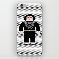 coco iPhone & iPod Skins featuring Coco by Late Greats by Chen Reichert