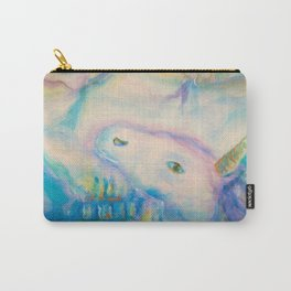 Unicorn Dreams Carry-All Pouch