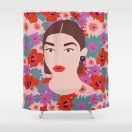 EMILIA Shower Curtain