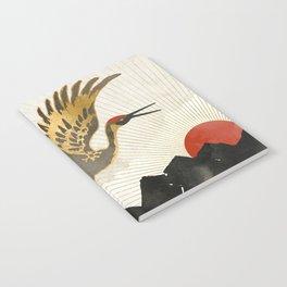 Elegant Flight II Notebook