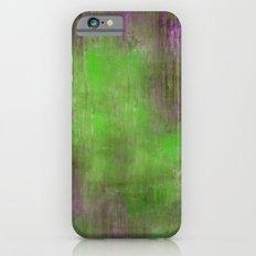 Green Color Fog iPhone 6s Slim Case