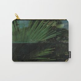 Dark Palm Carry-All Pouch