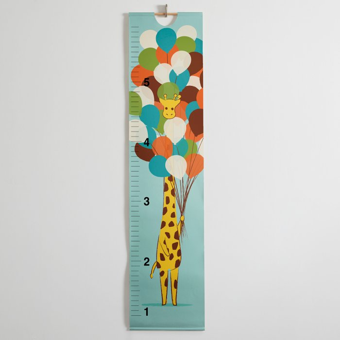 Floating Away Growth Chart