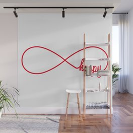 Happy forever Wall Mural