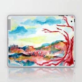 Wasteland. Laptop & iPad Skin
