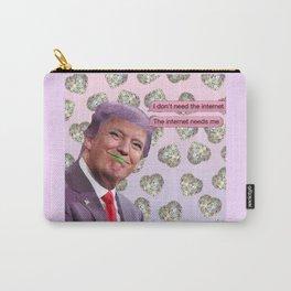 The Internet Needs Kawaii Trump Carry-All Pouch
