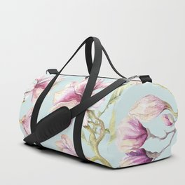 Delicate Magnolia Duffle Bag