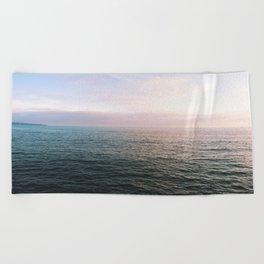 I Sea You Beach Towel