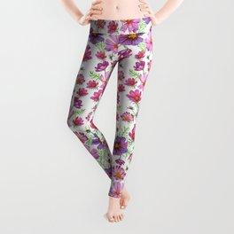 Watercolor cosmo Leggings