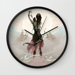 The last chance Wall Clock