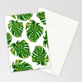 Guatemala - Monstera Deliciosa Jungle Stationery Cards