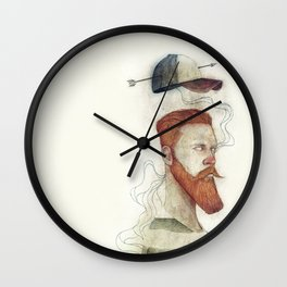 Confusion Wall Clock