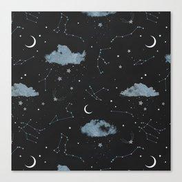 Starlit Canvas Print