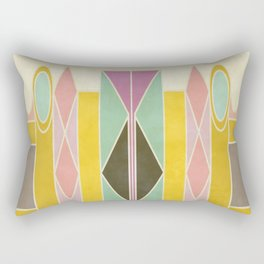 Tribalia Exotica #Society6 #buyart #decor Rectangular Pillow