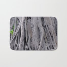 Banyan Tree Trunk Bath Mat