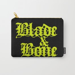 Neon Web Carry-All Pouch