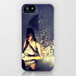Croft 3 iPhone Case