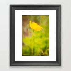 Dreamy Impressions Framed Art Print