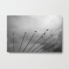 RAF Metal Print