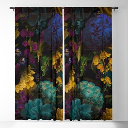 Vintage & Shabby Chic - Night Affaire Blackout Curtain