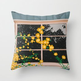 Tomorrow Will Be Better Throw Pillow