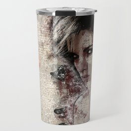 Woman of Love Travel Mug