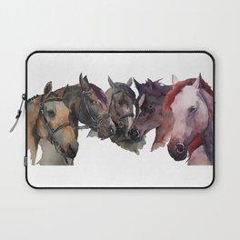 Horses #4 Laptop Sleeve