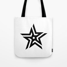 Untitled Star Tote Bag