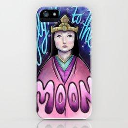 Princess Kaguya - Fly Me To The Moon iPhone Case