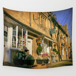 Sunny Chipping Campden Wall Tapestry