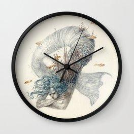 Serra Hortus Wall Clock