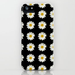 Daisy Flowers iPhone Case