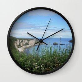 Northern Ireland Coast  Wall Clock