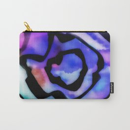 Talking in Whispers Carry-All Pouch