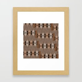 Op Art 184 Framed Art Print