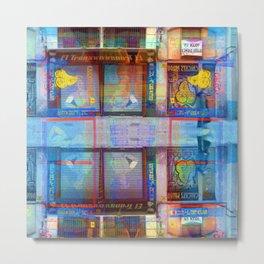 Akin to recalling, instead; understood mimicry. 17 Metal Print
