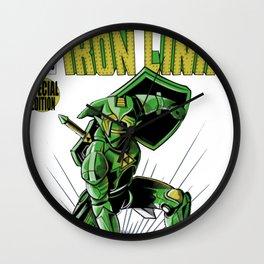 IRON LINK Wall Clock