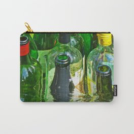 Bottles in water Carry-All Pouch