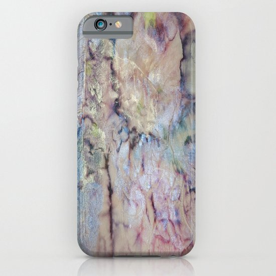 Intaglio Painting  iPhone & iPod Case