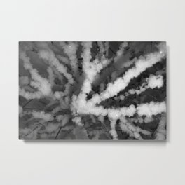 fanned out Metal Print