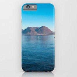 Borromean Islands, italian landscape, italian lake, lakes lover, Italy love, beautiful island, Stresa iPhone Case