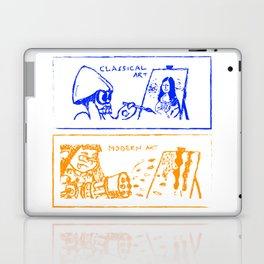 Classical or modern art (Splatoon) Laptop & iPad Skin