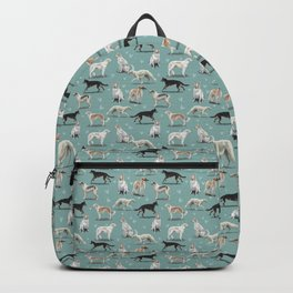 The Borzoi Backpack