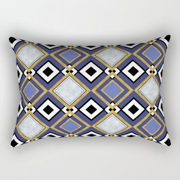 Purple Jade Rectangular Pillow