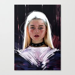 Jules Vaughn Canvas Print