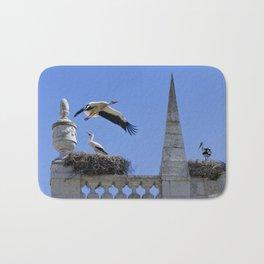 Faro storks Bath Mat