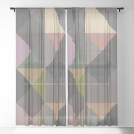 The Nordic Way XIII Sheer Curtain