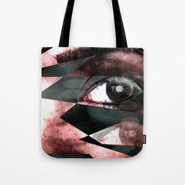 Distortion IV Tote Bag
