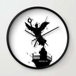 El Angel de la Independencia Wall Clock